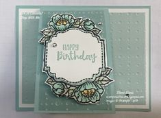Stampin/' Up TAGS IN BLOOM  ***FREE SHIPPING
