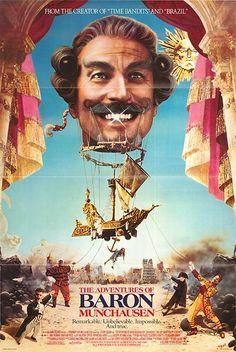 """The Adventures Of Baron Munchausen"" (1988)"
