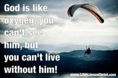 """Inspiration for your DAY!!  """"Life is Jesus Christ"""""""