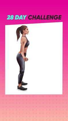 Pin on Created by Ads Bulk Editor Workouts For Teens, Gym Workout For Beginners, At Home Workouts, Flat Belly Workout, Butt Workout, Pilates Workout Videos, Workout Results, Lose Body Fat, Slim Body