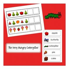 The Very Hungry Caterpillar by terry.fernandezporras