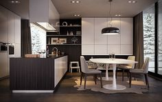 Poliform Kitchen on Behance