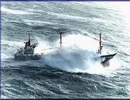waves crashing on ship picture - Bing Images