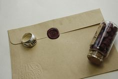 BespokePro Vintage Ring Wax Seal BP0020109