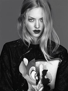 Amanda Seyfried by Mert  Marcus for Givenchy, FW 2013. www.topshelfclothes.com
