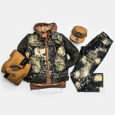 info for c3114 a0522 Cop a new outfit from Jimmy Jazz. Hat   FieldGrade    Jacket  amp