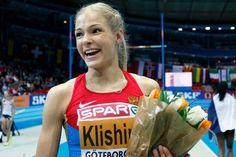 Klishina la seule athlète russe repêchée pour Rio.