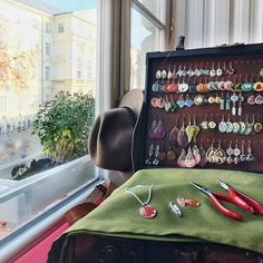 Morning work Sincere Workshop jewelry in favorite CoMMuna with great view on Lviv city centre  (scheduled via http://www.tailwindapp.com?utm_source=pinterest&utm_medium=twpin&utm_content=post140179939&utm_campaign=scheduler_attribution)