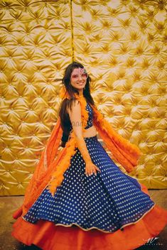 Tips & Tricks oon how to design your own lehenga for upcoming wedding season. Mehendi outfit or your wedding lehenga, with these tricks you can easily convert your dream into reality. click on the link for more info. #shaadisaga #indianwedding #lehengafromscratch #lehengafromscratchideas #lehengafromscratchsimple #lehengafromscratchwedding #lehengafromscratchbridal #lehengafromscratchred #lehengafromscratchblack #selfdesignlehenga #goldenlehenga #lavenderlehenga #greenlehenga #selfmadelehenga Lehenga Skirt, Blue Lehenga, Indian Dresses, Indian Outfits, Creative Wedding Inspiration, Kids Ethnic Wear, Tips & Tricks, Half Saree, Indian Designer Wear
