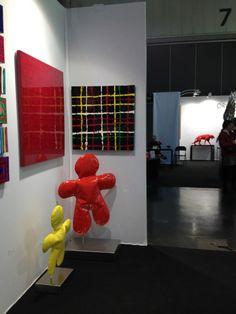 Stand de la Colorfield Gallery
