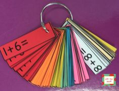 Who's Who and Who's New: Increasing Math Fact Fluency with a Walk Through the Rainbow!