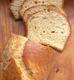 Gluten Free Loaf Bread | This gluten free bread is perfect for sandwiches!