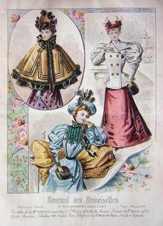 1894 Journal des Demoiselles