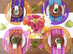 @birdsparty did an incredible job styling our products for this Mexican Fiesta! Get ready for Cinco de Mayo!