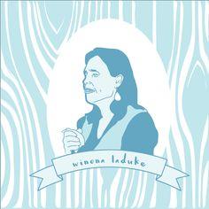 Today we celebrate #environmental activist Winona LaDuke. #WomensHistoryMonth Want to make your #conservation mark? http://rockymountainwild.org/100_wfw