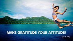 #gratitude #lawofattraction #happiness