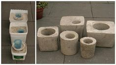 Vasos de Plantas - DIY