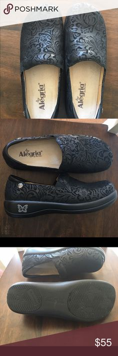 82130c85f4 Black with print Algeria shoes size 38 Algeria shoes size 38 in excellent  condition! Only