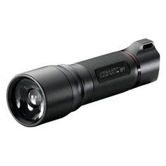 coast hp7tac high performance focusing 251 lumen led flashlight + tactical  strobe