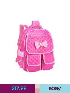 1d60ea01d47 Girls  Accessories Kids Waterproof Schoolbag 4 Pink Backpacks For Girls  Cute School Bags