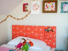 How to Make a Headboard Slipcover with a Storage Pocket >>> http://www.diynetwork.com/decorating/how-to-make-a-headboard-slipcover-with-no-sew-piping/pictures/index.html?soc=pinterest