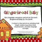 Happy Holidays to you all! Please enjoy this holiday {FREEBIE}!    This holiday themed packet was created as a companion to the book:  Gingerbread ...