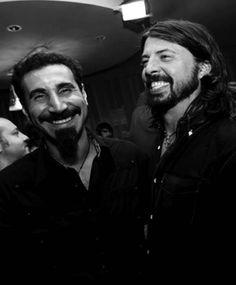 Serj Tankian & Dave Grohl