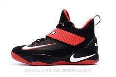 size 40 d5c92 8312a Zapatillas baloncesto baratas Nike negro6 Lebron James 11 XI hombre