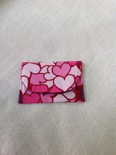 Valentine Jewelry Pocket Confetti Hearts by joliefemmebydiana