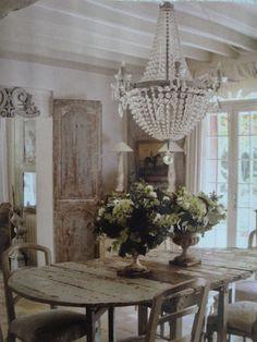 Gustavian style by Michele Lalandre