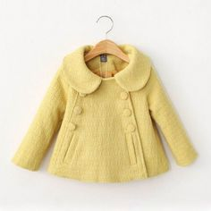 Calloway Couture Babies (CCB) - also, Jane's coat :)