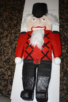 Nutcracker Cake, that My Aunt Vickie made!