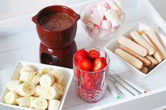 Een ode aan chocoladefondue - Jennie from the Blog