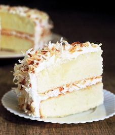 ... cake on Pinterest | Italian cream cakes, Layer cakes and Coconut cakes