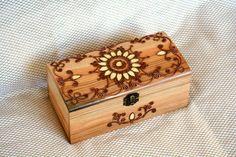 Ring box Jewelry box Wooden jewelry box Wood box Wedding by Sokoly