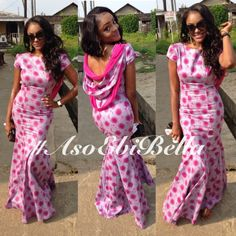 There are several ways to acquire ourselves beautified in the manner of an aso ebi style, Even if you are thinking of what to make and kill gone an latest asoebi styles. African Dresses For Women, African Attire, African Wear, African Women, African Outfits, African Style, Nigerian Dress Styles, Nigerian Outfits, Ankara Styles