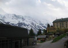 Murren, Switzerland | Love & Adventure