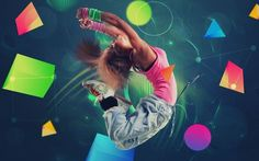 Dance move wallpaper