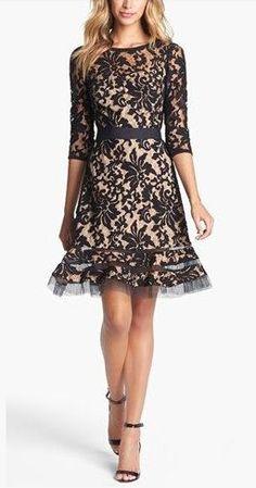 Embellished lace dress http://rstyle.me/n/sv7z3n2bn