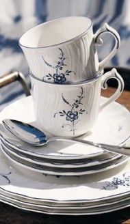 Old Luxembourg | A Villeroy & Boch #Classic