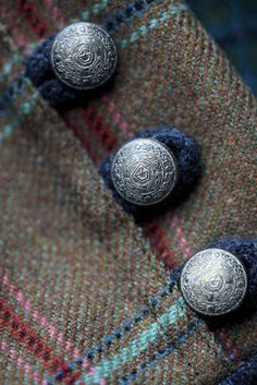 Dubarry Tweed. Okay, I declare this my family tartan. No, I don't care if we're from Scotland or not! tt