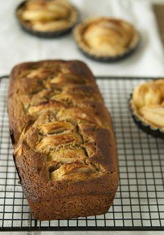 » Cake pomme citron à la faisselle de brebis | Clea cuisine