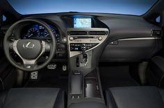 2016 Lexus RX 350 #interior
