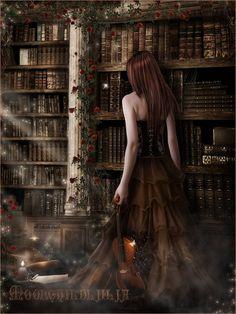 My Lost World... by moonchild-ljilja.deviantart.com