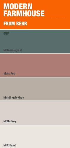 modern farmhouse color scheme digital download paint on most popular interior paint colors for 2021 id=35751