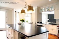 Live Beautifully: Before & After | A Beautiful Kitchen