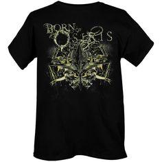 Born Of Osiris Open Arms T-Shirt | Hot Topic ($21)