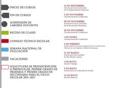 Calendario SEP Ciclo escolar 2013-2014 | Soy Mama Blog