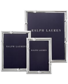 Ralph Lauren Bryce Frame Collection - Picture Frames - For The Home - Macy's