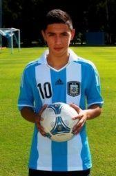 Leonardo Suárez.Selección Argentina Campeón Sudamericano Sub-17 Argentina 2013 y Campeón Sudamericano Sub-20 Uruguay 2015.